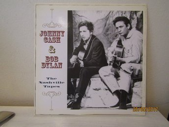johnny cash, bob dylan, vinyl, the nashville tapes