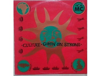 "Rebel MC title* Culture / Comin' On Strong* Breakbeat, House  12"" EU"