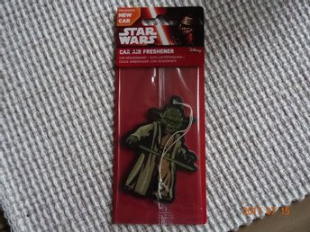 Star Wars Car Air Freshhener , NYVARA.