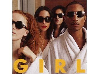 Williams Pharrell: GIRL (Vinyl LP + Download)