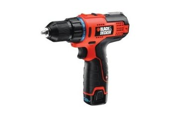 Black & Decker Borrmaskin HPL106KB