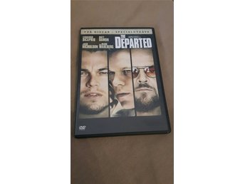 The Departed DVD-film