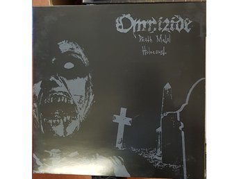 "Omnicide ""Death metal holocaust""LP"