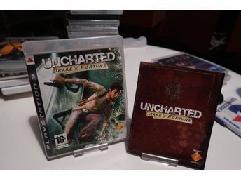Uncharted, Drake´s Fortune