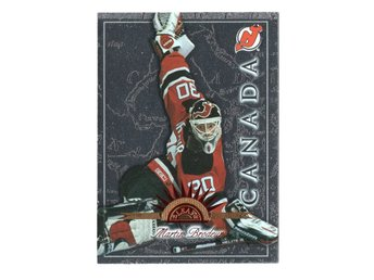 97-98 Leaf International Stars Martin Brodeur