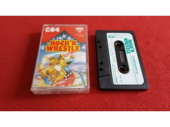 ROCK N WRESTLE till Commodore 64 C64