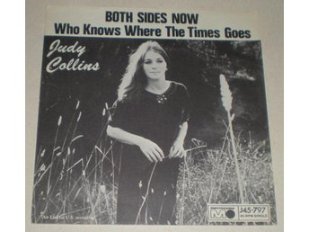 Jody Collins SINGELOMSLAG Both sides now 1968 VG++