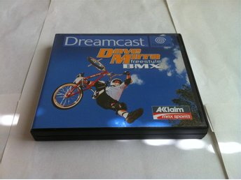 Dreamcast: Dave Mirra Freestyle BMX