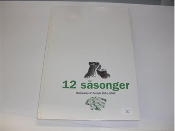 12 Säsonger - Hammarby IF Fotboll 1991-2002 - Västervik - 12 Säsonger - Hammarby IF Fotboll 1991-2002 - Västervik