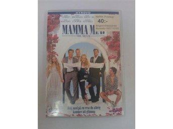 DVD - Mamma Mia the movie - Kallinge - DVD - Mamma Mia the movie - Kallinge