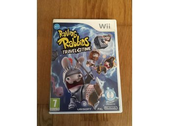 Raving Rabbids, Travel In Time (Wii)