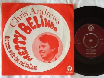 Chris Andrews-Pretty Belinda (1970) - Halmstad - Chris Andrews-Pretty Belinda (1970) - Halmstad