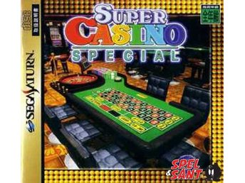 Super Casino Special (Japansk Version)