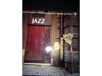 JAZZ MUSIC IN SWEDEN 3 TOPPSKICK!