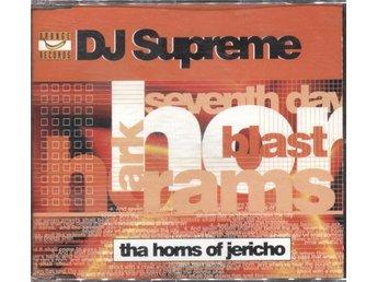 DJ Supreme ?– Tha Horns Of Jericho - 1998 - CD Maxi - Bålsta - DJ Supreme ?– Tha Horns Of Jericho - 1998 - CD Maxi - Bålsta