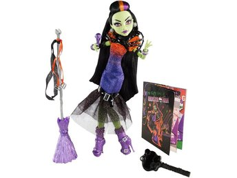 Casta Fierce - The Witch - Monster High docka - Limited Edition
