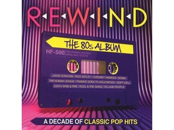 Rewind / The 80s Album (3 CD)
