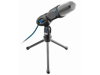 Trust Mico USB Microphone 3,5mm/USB