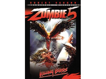 Zombie 5: Killing Birds '87 - NY INPLASTAD - Claudio Lattanzi, Joe D'Amato - OOP