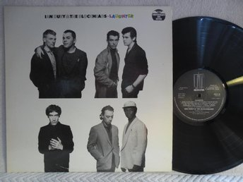 IAN DURY & THE BLOCKHEADS - LAUGHTER - SEEZ 30