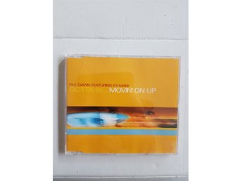 P.M. DAWN FEAT KY-MANI - GOTTA BE... MOVIN´ ON UP CD SINGEL