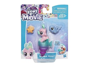 My Little Pony The Movie Sea Crystal Pear Figur
