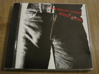 ROLLING STONES - STICKY FINGERS, CD