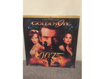 Goldeneye US LASERDISC James Bond Pierce Brosnan