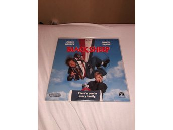 Black sheep - AC-3 - Widescreen edition - 1st Laserdisc