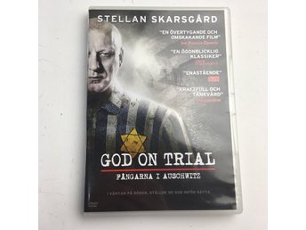 DVD-Film, God On Trial, Fångarna i Auschwitz