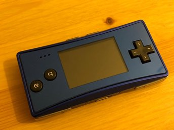 Gba Micro Gameboy Advance Micro CIB