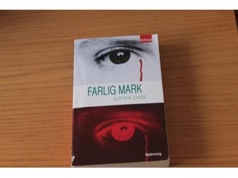 Justine Dare - Farlig mark