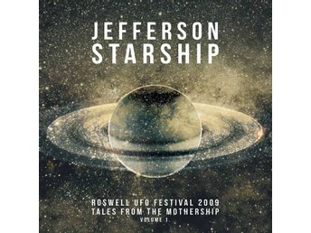 Jefferson Starship - Tales From the Mothership Vol 1-2xLP RSD16