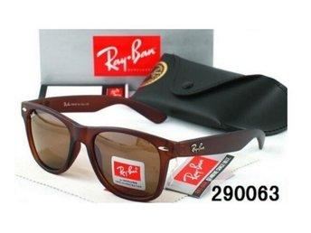 The Ray Ban RB2140 Wayfarer Sunglasses Brown color made in China - Bangkok - The Ray Ban RB2140 Wayfarer Sunglasses Brown color made in China - Bangkok
