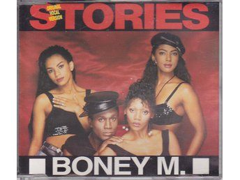 BONEY M: Stories/Rumours 3-track Maxi-CD (Special Club Mix)
