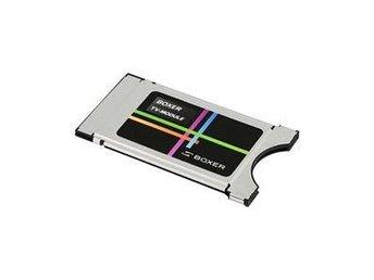 Boxer, CA-Modul, Viaccess med MPEG4-stöd, passar till Boxer mfl. PC Card - Strömsnäsbruk - Boxer, CA-Modul, Viaccess med MPEG4-stöd, passar till Boxer mfl. PC Card - Strömsnäsbruk