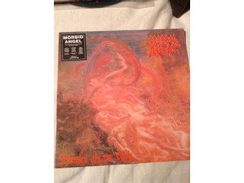 Morbid Angel - Blessed are the sick LP Death Metal
