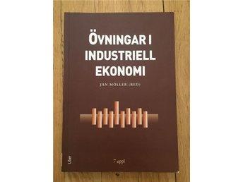 Övningar i industriell ekonomi upplaga 7 - Motala - Övningar i industriell ekonomi upplaga 7 - Motala
