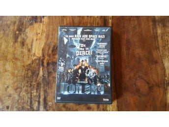 Iron Sky / Julia Dietze / Christoffer Kirby / Götz Otto / DVD / 2012 - Töllsjö - Iron Sky / Julia Dietze / Christoffer Kirby / Götz Otto / DVD / 2012 - Töllsjö