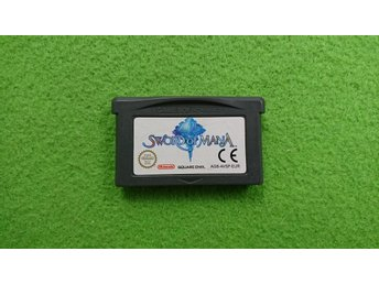 Sword of Mana GBA Gameboy Advance
