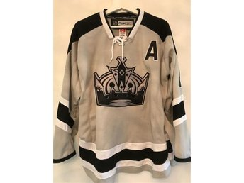 Anze Kopitar matchtröja jersey Los Angeles Kings LA hockey NHL