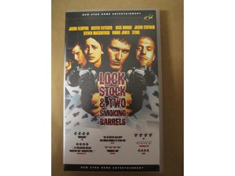 VHS - Lock, stock & two smoking barrels