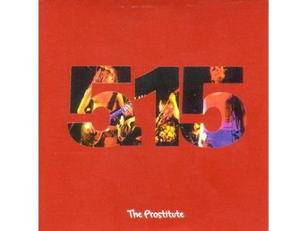 FIVE FIFTEEN 'The Prostitute' 2002 CD-single