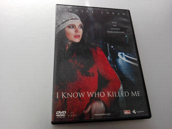 I Know Who Killed Me (2007) Ny DVD Reg.2, thriller, Lindsay Lohan, Bonnie Aarons