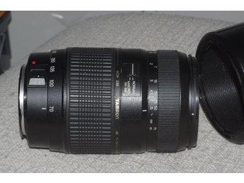"""Tamron AF 70-300/4-5,6 SP Di till Canon - Dalby - Tamron AF 70-300/4-5,6 SP Di till Canon fraktfritt vid """"köp nu"""" valj """"avhämtning"""" om du vill ha fraktfritt leverans och väljer """"köp nu"""" - Dalby"""