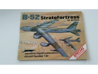 B-52 Stratofortress in action