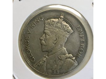 1/2 Crown New Zealand 1934