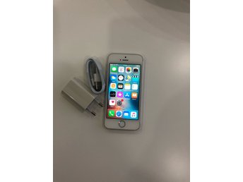 iPhone 5s 16 GB silver/vit