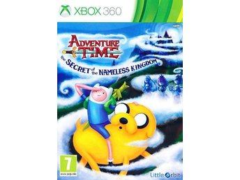 Adventure Time Secret of Name (X360)