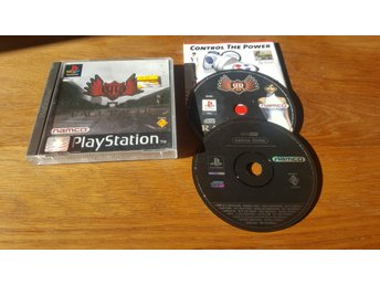 RAGE RACER PS1 BEG
